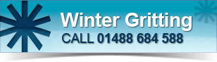 Winter Gritting - Call 01488 684 588